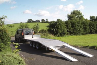 Nugent Beavertail Trailer