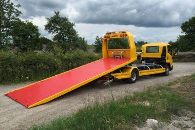 Nugent Coachworks Tilt and Slide