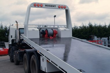 Nugent Coachworks Heavy Duty Tilt Tray