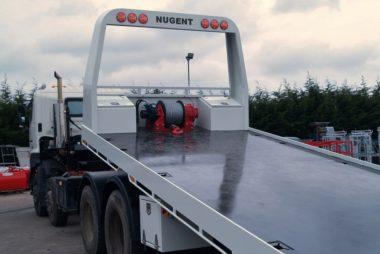Nugent Coachworks Heavy Duty Tilt Tray