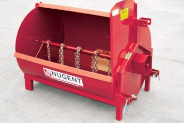 Nugent Mini Muck Spreader