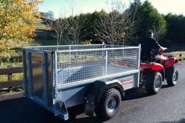 Nugent Quad trailer