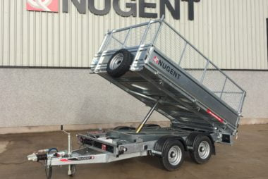 Nugent Tipper New 2018 model