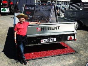 Nugent Flatbed 2018 Model - Balmoral Show