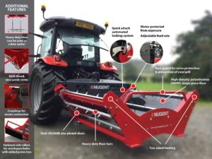 Bale Feeder Additional Features